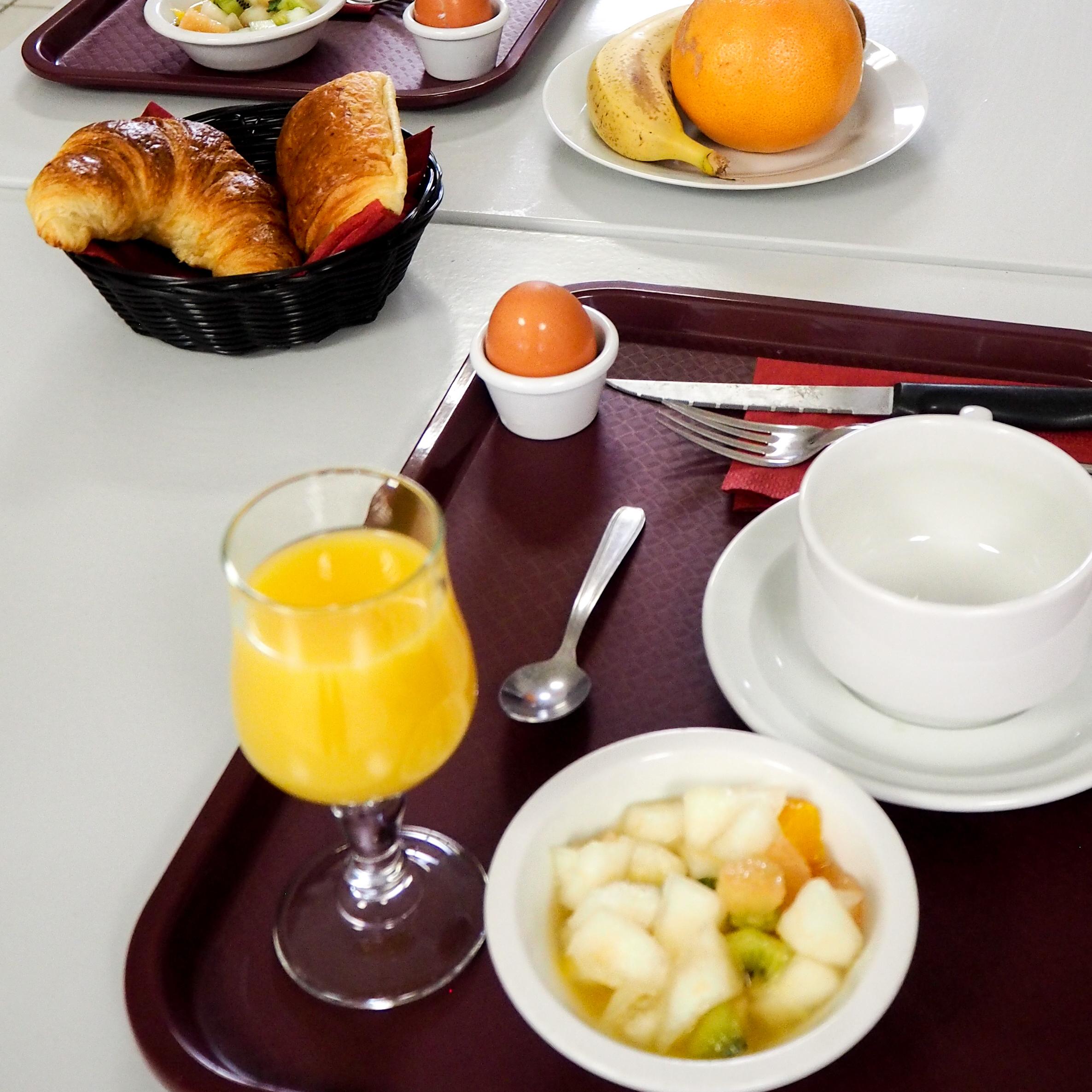 Petit déjeuner - Le Foirail